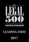 The Legal 500 logo.