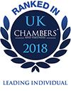 Chambers Leading Individual logo.