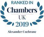 Chambers UK Leading Individual logo.