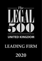 The Legal 500 logo.